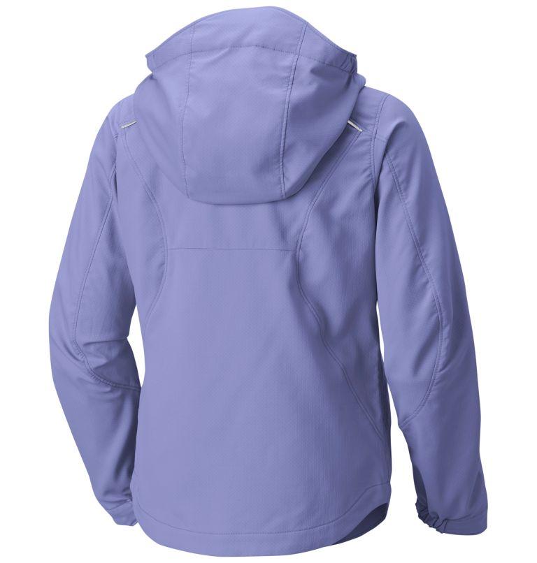 Veste Softshell à capuche SplashFlash™ II Fille Veste Softshell à capuche SplashFlash™ II Fille, back