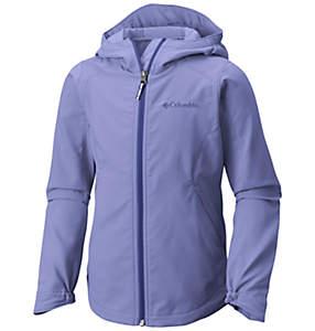 SplashFlash™ II Hooded Softshell Jacke für Mädchen
