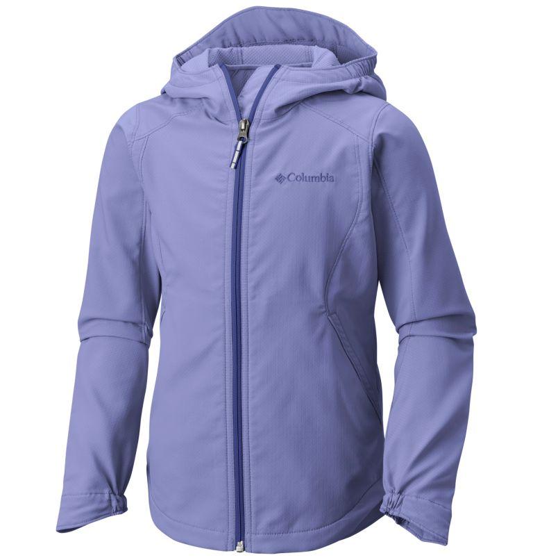 Veste Softshell à capuche SplashFlash™ II Fille Veste Softshell à capuche SplashFlash™ II Fille, front