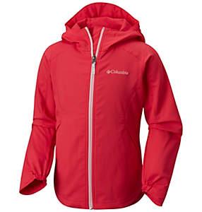 Girls' Splash Flash™ II Hooded Softshell Jacket