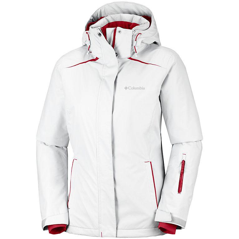 3e40d364ef White Women s On the Slope™ Jacket