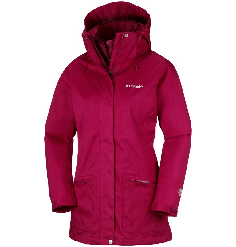 Women's Out in the Cold™ Interchange Jacket Women's Out in the Cold™ Interchange Jacket, front