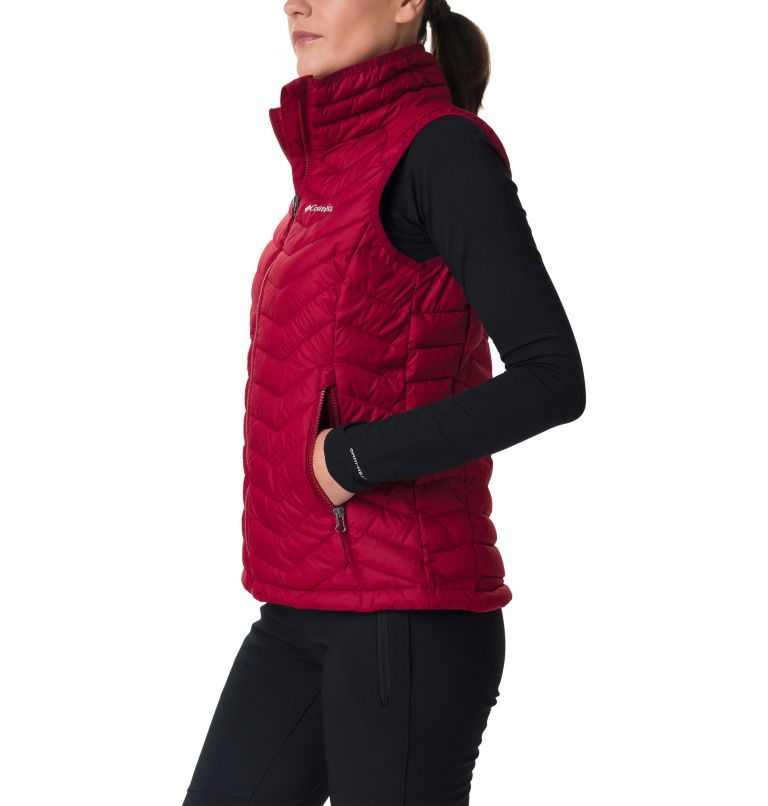 Powder Lite™ Vest | 607 | XL Gilet Powder Lite™ da donna, Beet, a1