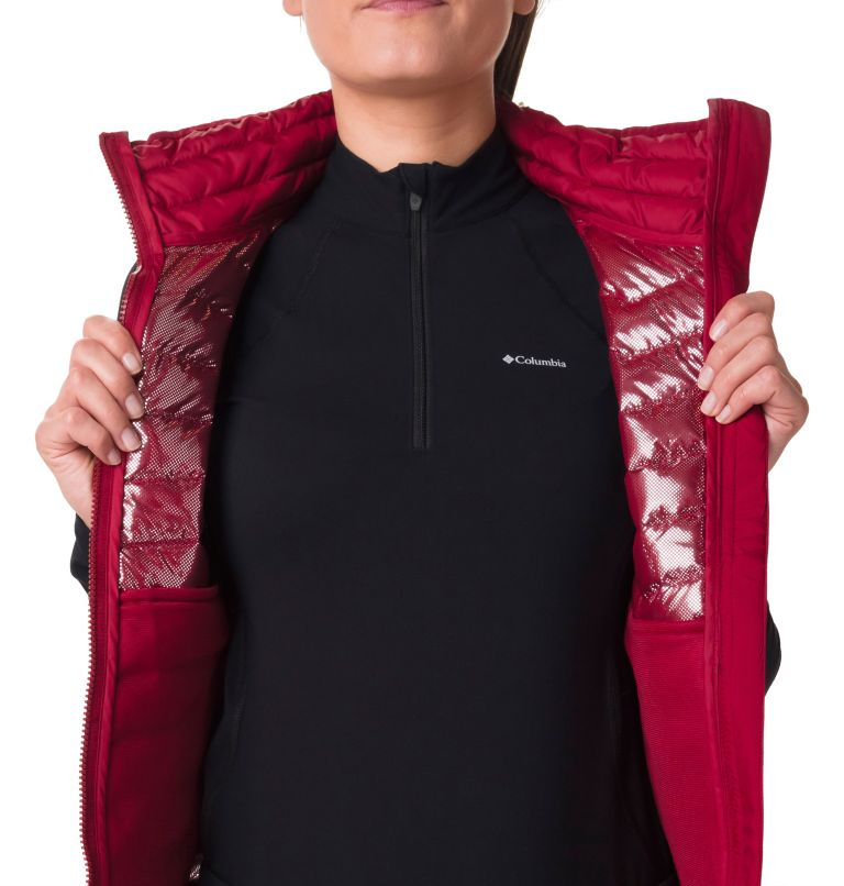 Powder Lite™ Vest | 607 | XL Gilet Powder Lite™ da donna, Beet, a2