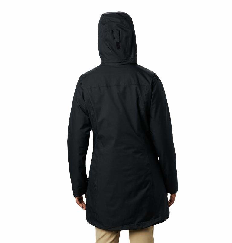 Women's Salcantay™ Long Interchange Jacket  Women's Salcantay™ Long Interchange Jacket , back