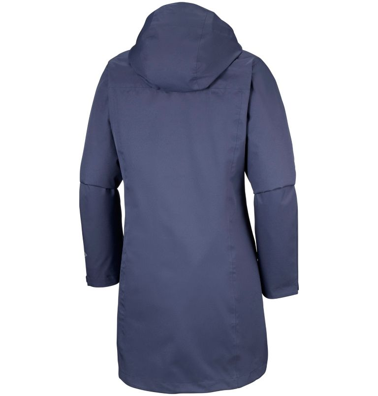 Women's Salcantay™ Long Interchange Jacket  Women's Salcantay™ Long Interchange Jacket , back
