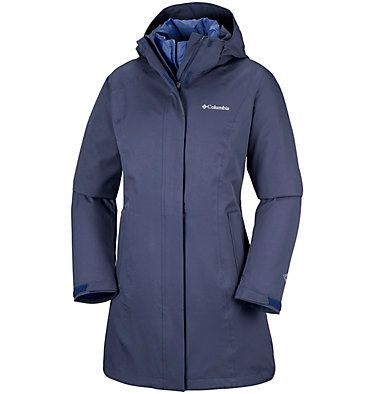 Women's Salcantay™ Long Interchange Jacket  , front