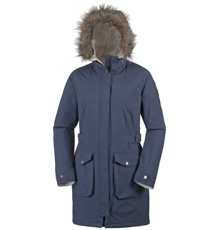 Women's Grandeur Peak™ Long Jacket Women's Grandeur Peak™ Long Jacket, a1