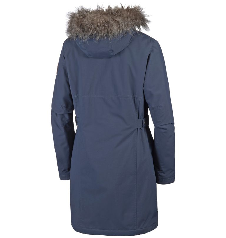Women's Grandeur Peak™ Long Jacket Women's Grandeur Peak™ Long Jacket, back