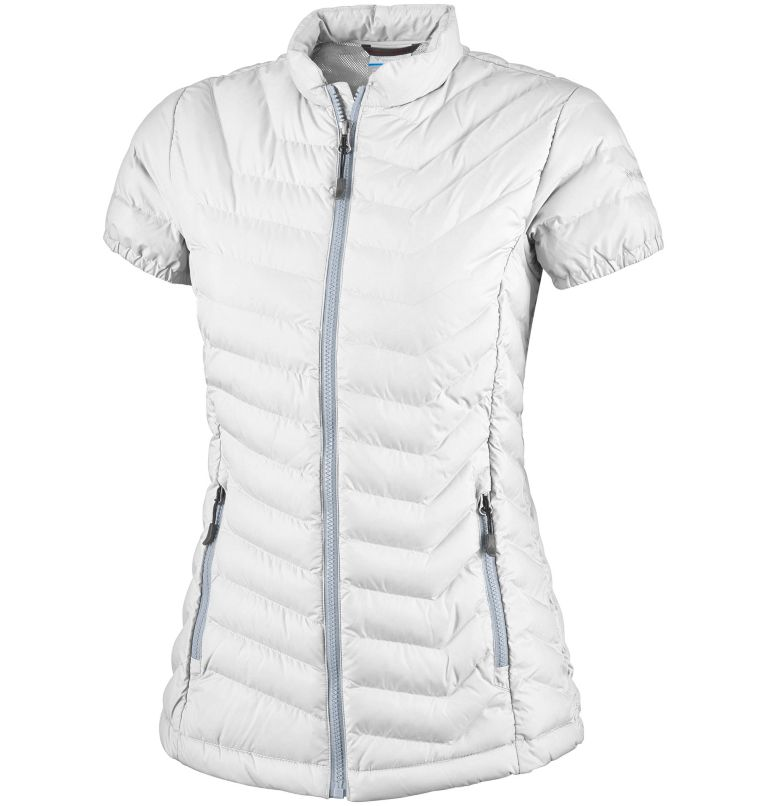 Women's Powder Lite™ Cap Sleeve Jacket Women's Powder Lite™ Cap Sleeve Jacket, front