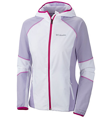 Women's Sweet As™ Softshell Hoodie , front