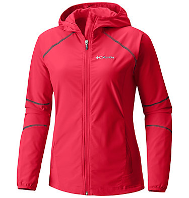 Sweet As™ Softshell-Jacke für Damen , front