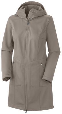 6c6b821e75e Women s Take to the Streets Long Softshell Jacket