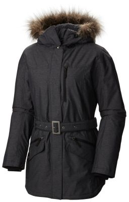 Columbia Carson PassII Womens Jacket (Black)