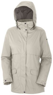 Women's Precipitation Nation™ Fleece Lined Rain Jacket