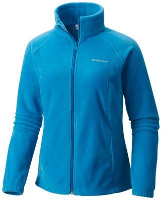 Women's Benton Springs™ Full Zip Fleece Jacket - Dark Cyan - 1372111Women's Benton Springs™ Full Zip Fleece Jacket - Dark Cyan - 1372111-view 0