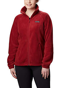 099be1105 Womens Fleece Jackets - Coats & Vests | Columbia Sportswear