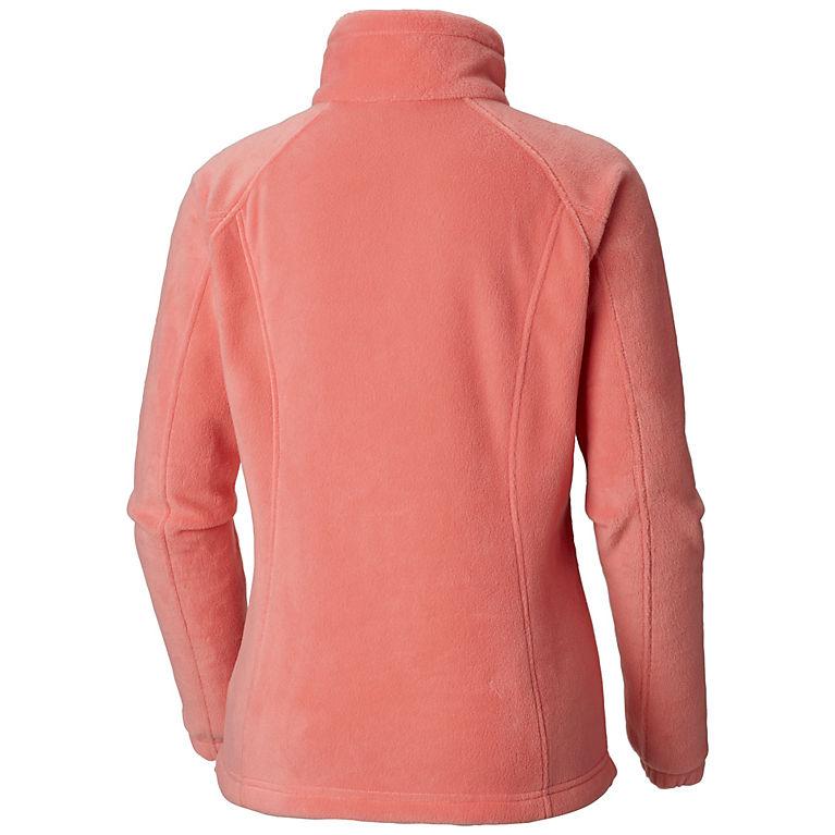 1019e90d6181b0 Coral Bloom Women s Benton Springs™ Full Zip Fleece Jacket