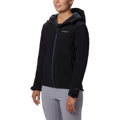 Women's Phurtec II bonded windproof softshell jacket ...
