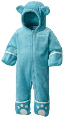 ed7c5f4e9f68 Baby Foxy Baby Fleece Bunting Hooded Suit - Infant