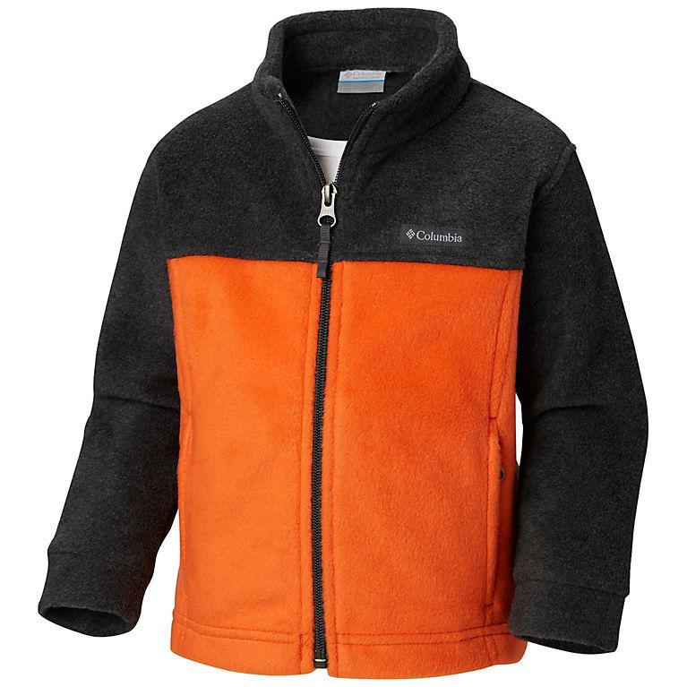c378b73857d2 Infant Boys Steens Mountain Zip Up Fleece Jacket