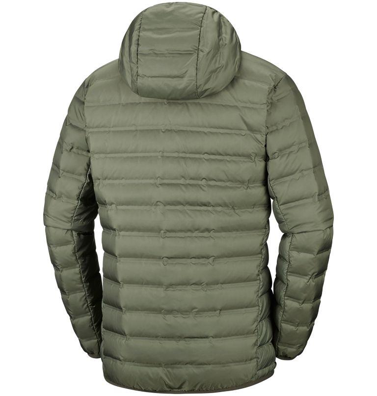 Men's Lake 22™ Down Hooded Jacket Men's Lake 22™ Down Hooded Jacket, back