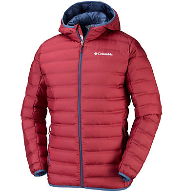 Men's Lake 22™ Down Hooded Jacket , front