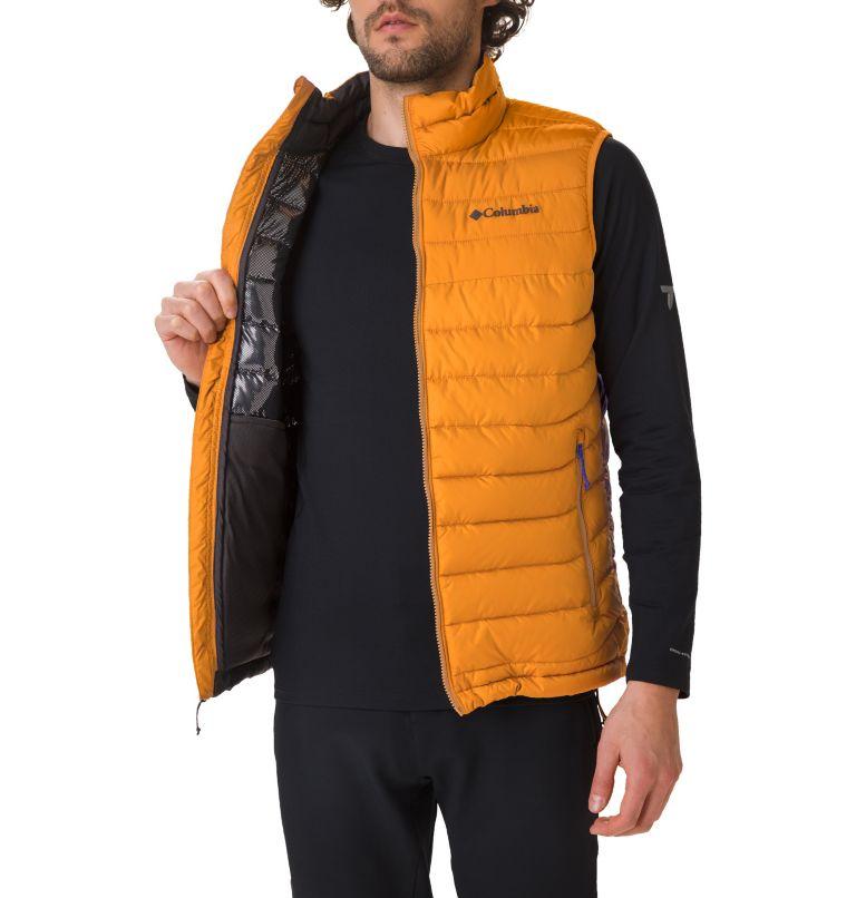 Powder Lite™ Vest | 795 | XL Men's Powder Lite Vest, Burnished Amber, a1