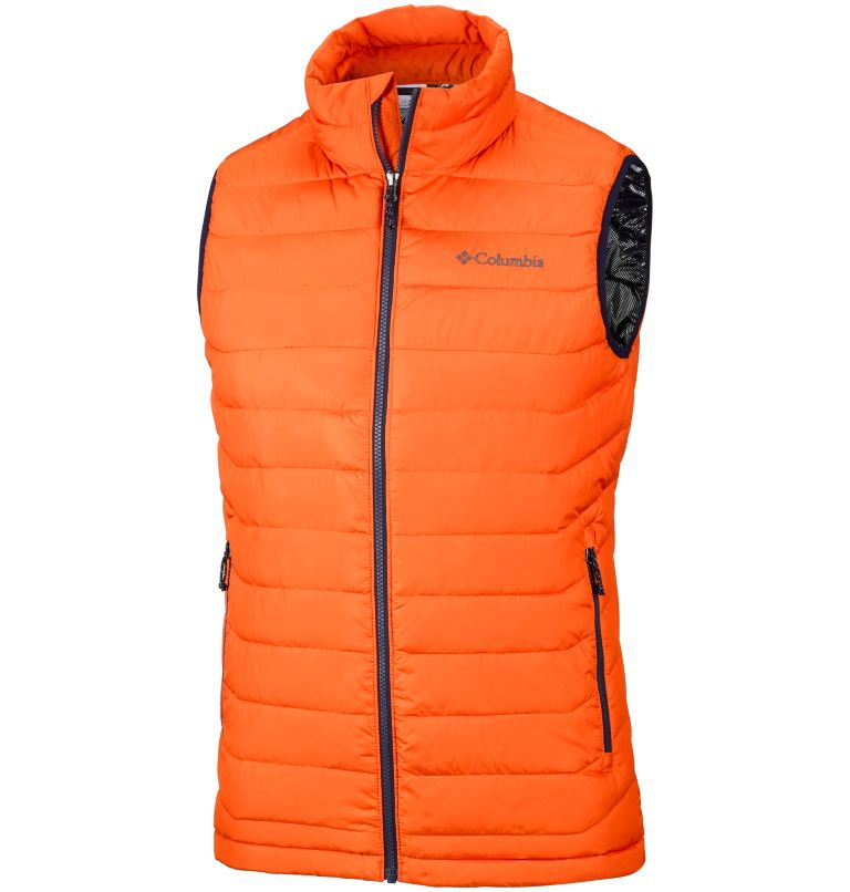 Men's Powder Lite Vest Men's Powder Lite Vest, front