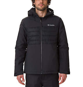 Men's White Horizon Hybrid™ Jacket