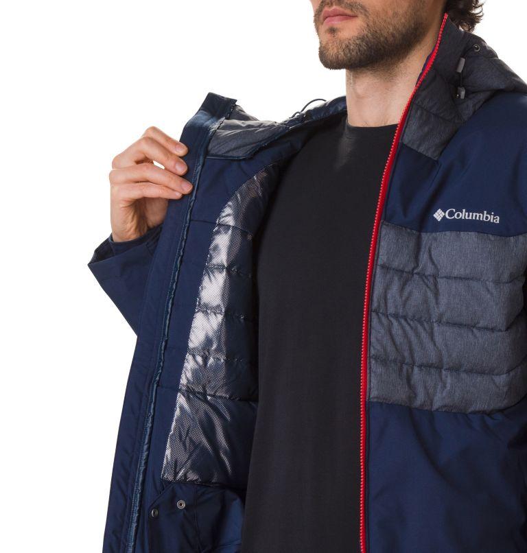 Men's White Horizon Hybrid™ Jacket Men's White Horizon Hybrid™ Jacket, a1