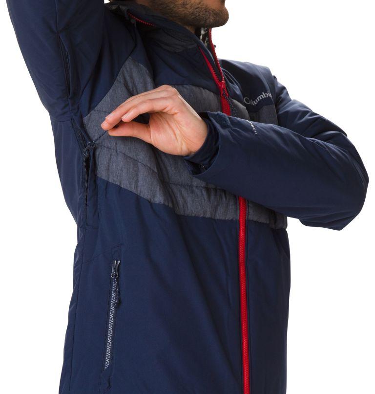 Men's White Horizon Hybrid™ Jacket Men's White Horizon Hybrid™ Jacket, a6