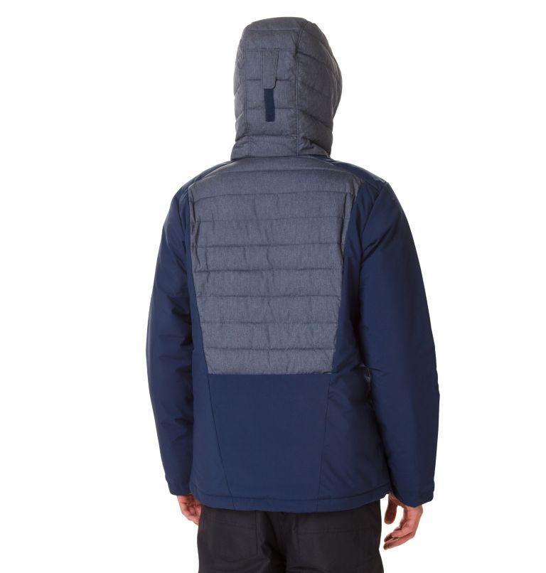 Men's White Horizon Hybrid™ Jacket Men's White Horizon Hybrid™ Jacket, back