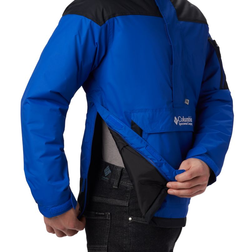 Challenger™ Pullover | 437 | L Veste demi-zip Challenger Homme, Azul, Black, a2