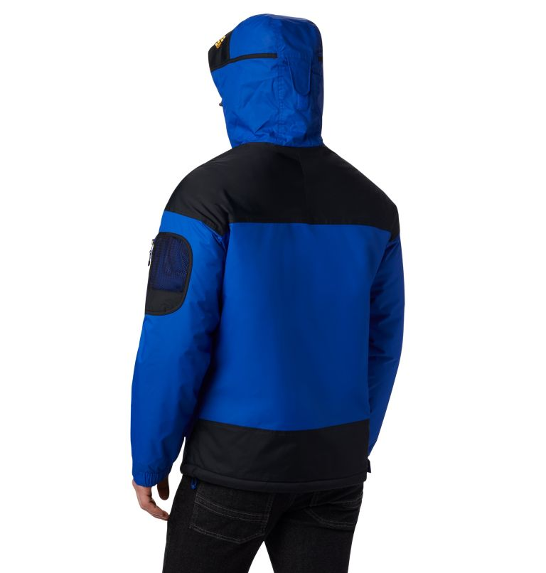 Challenger™ Pullover | 437 | L Veste demi-zip Challenger Homme, Azul, Black, back