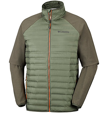 Chaqueta híbrida Flash Forward™ para hombre , front