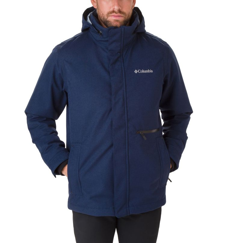 Boundary Bay™ Jacket | 465 | M Giacca Boundary Bay™ da uomo, Collegiate Navy, a1