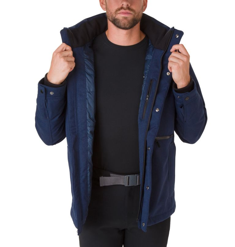 Boundary Bay™ Jacket | 465 | M Giacca Boundary Bay™ da uomo, Collegiate Navy, a2