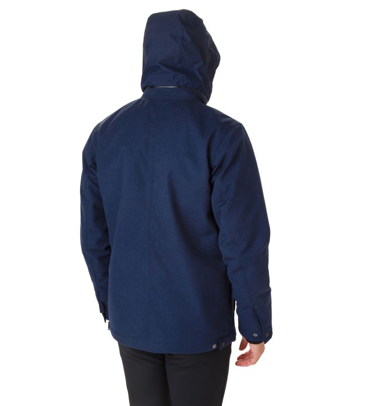 Boundary Bay™ Jacket | 465 | M Giacca Boundary Bay™ da uomo, Collegiate Navy, back