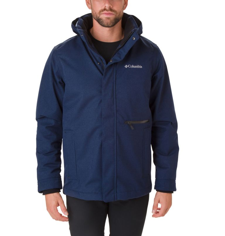 Boundary Bay™ Jacket | 465 | M Giacca Boundary Bay™ da uomo, Collegiate Navy, front