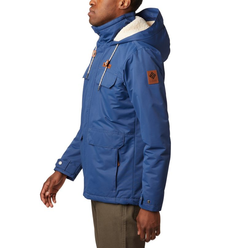 South Canyon™ Lined Jacket | 478 | M Men's South Canyon™ Mid Length Jacket, Dark Mountain, a1