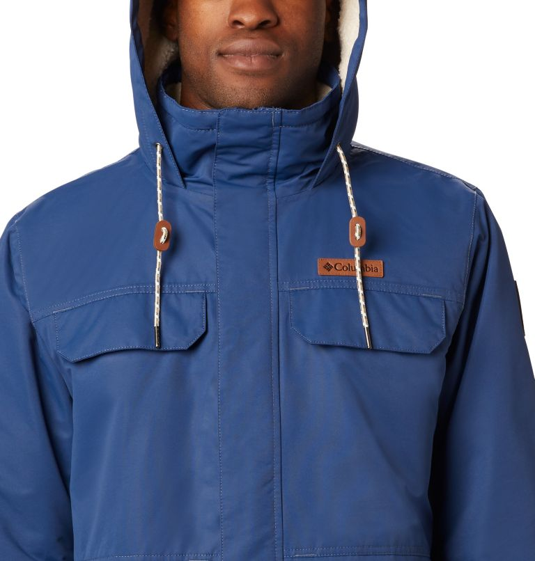South Canyon™ Lined Jacket | 478 | M Men's South Canyon™ Mid Length Jacket, Dark Mountain, a2