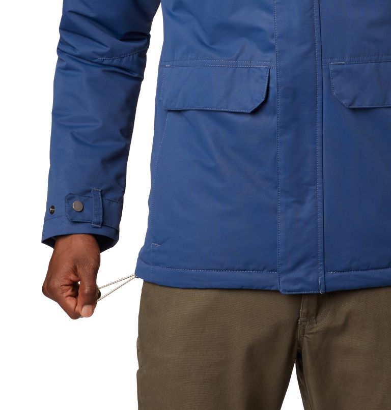 South Canyon™ Lined Jacket | 478 | M Men's South Canyon™ Mid Length Jacket, Dark Mountain, a3