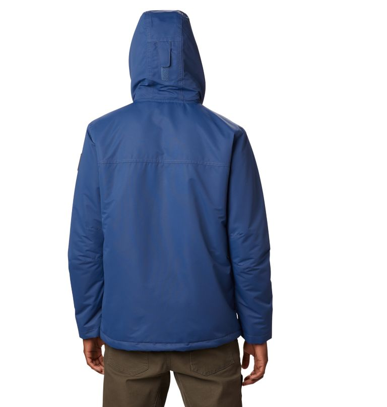 South Canyon™ Lined Jacket | 478 | M Men's South Canyon™ Mid Length Jacket, Dark Mountain, back