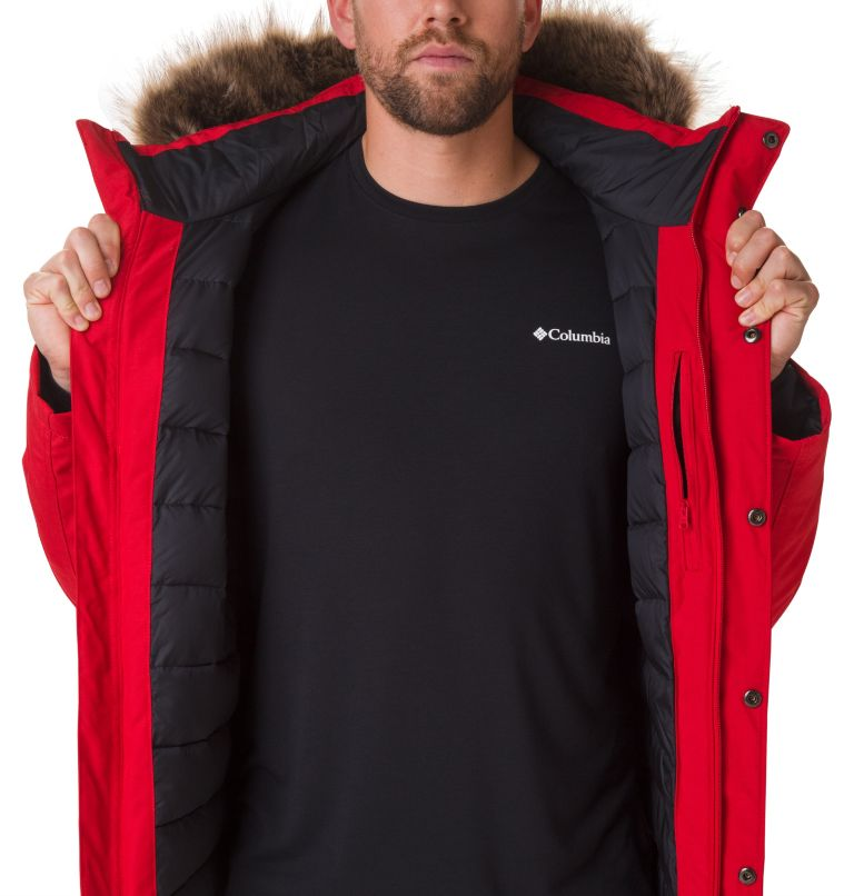 Marquam Peak™ Jacket | 613 | XL Men's Marquam Peak™ Jacket, Mountain Red, a3