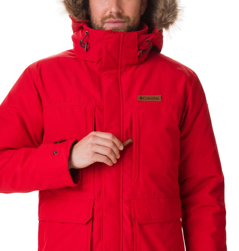 Marquam Peak™ Jacket | 613 | XL Men's Marquam Peak™ Jacket, Mountain Red, a4