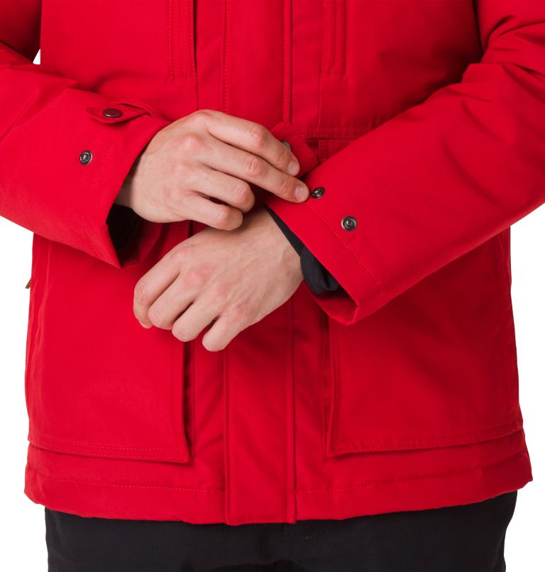 Marquam Peak™ Jacket | 613 | XL Men's Marquam Peak™ Jacket, Mountain Red, a5