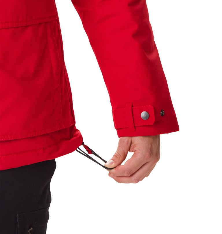 Marquam Peak™ Jacket | 613 | XL Men's Marquam Peak™ Jacket, Mountain Red, a6