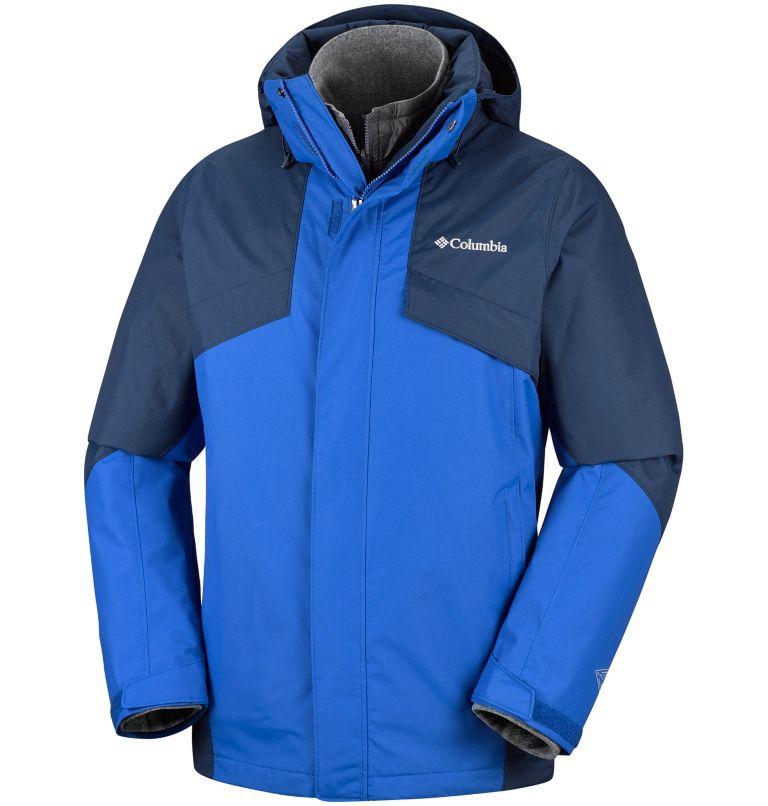 Men's Bugaboo™ II Fleece Interchange Jacket Men's Bugaboo™ II Fleece Interchange Jacket, front
