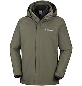 Chaqueta Mission Air™ Interchange para hombre